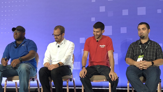 VMworld Panel