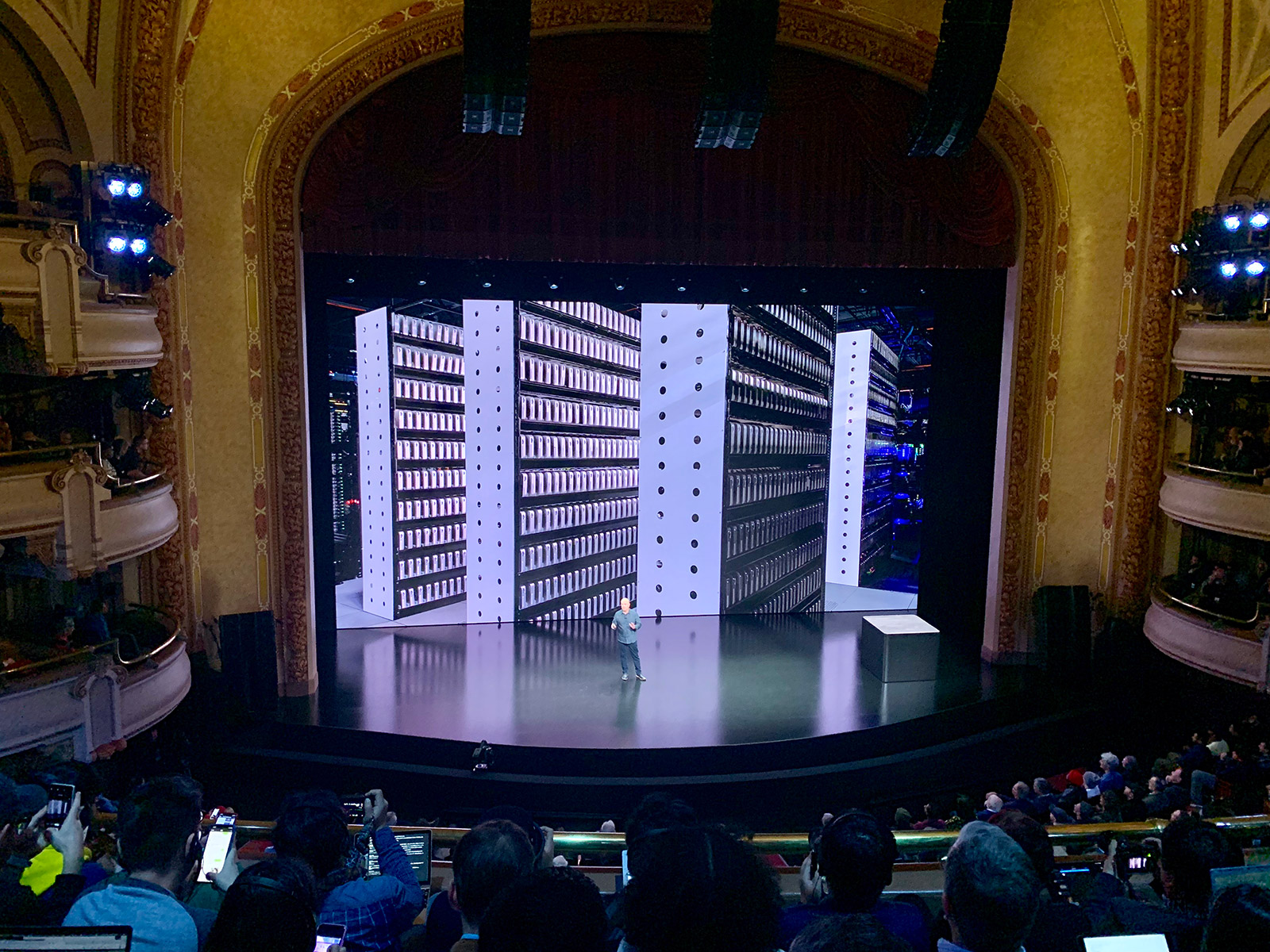MacStadium at Apple Event