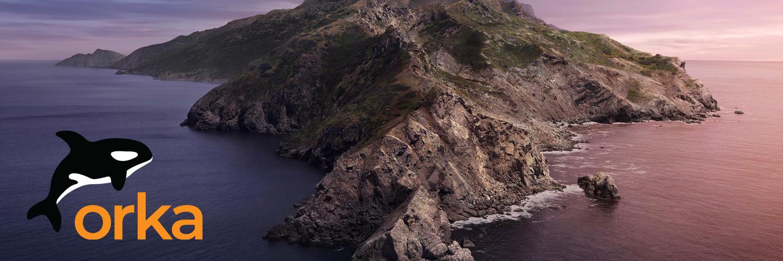 macOS Catalina on Orka