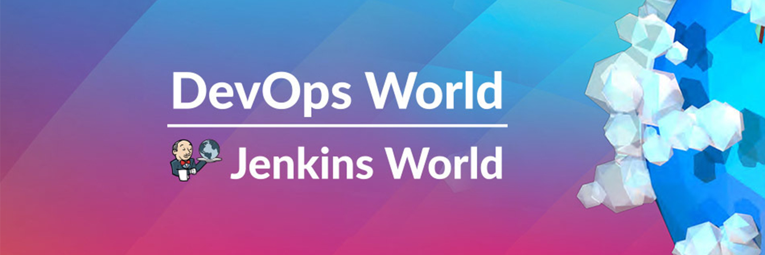 DevOps World | Jenkins World logo