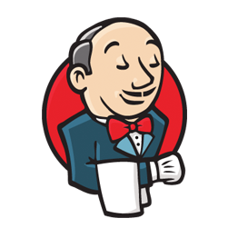 Jenkins Build Server Logo