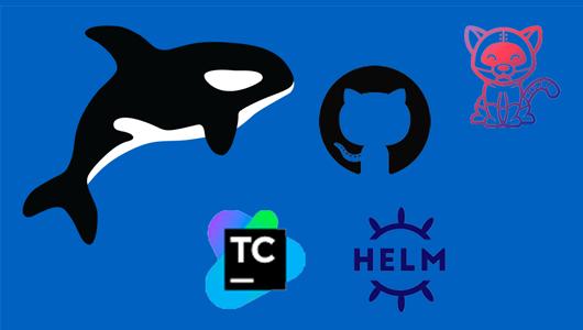 Orka Plugins: GitHub, Helm, Tekon and TeamCity
