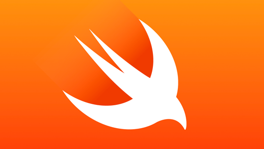 Swift language for iOS logo
