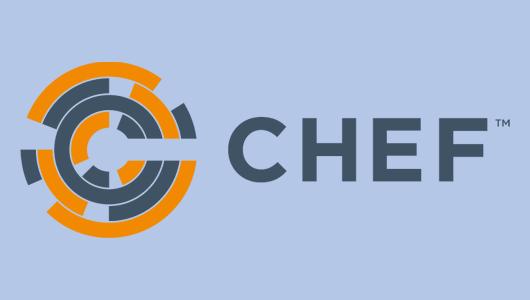 Chef logo, VM configuration tool