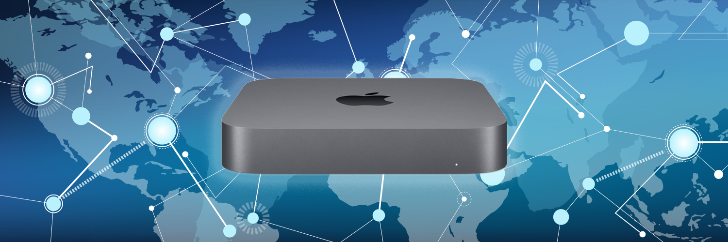 Remotely connecting to your Mac mini