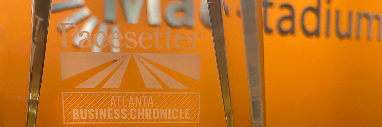 Pacesetter award