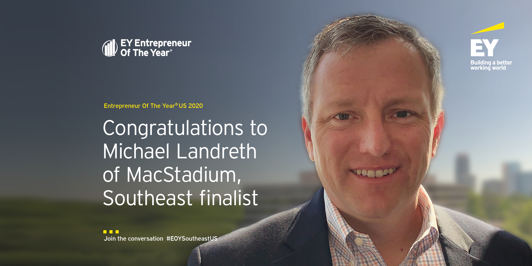Michael Landreth MacStadium
