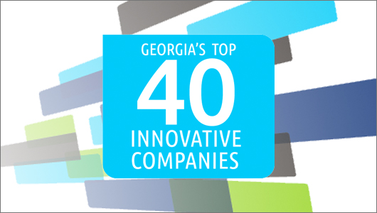 Graphic for Georgia's Top 40 Innovative Companies