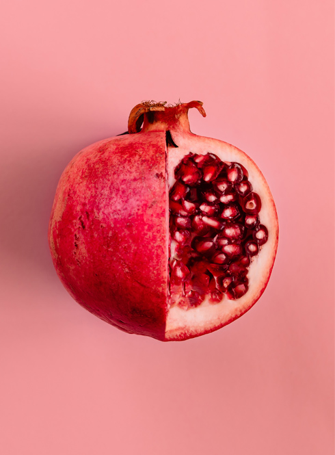 Sensual Pomegranate