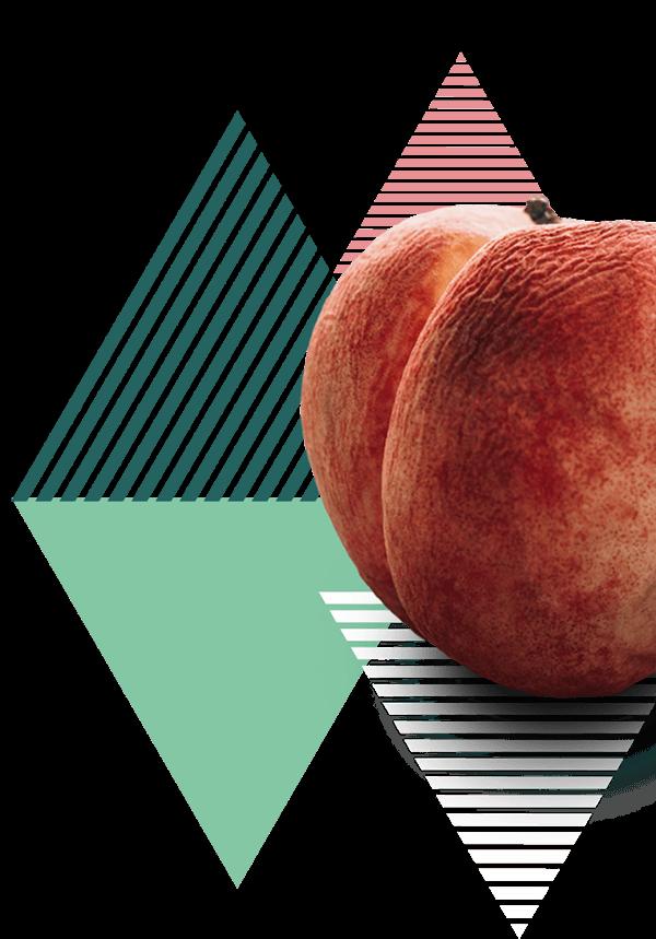 Sensual Suggestive Peach