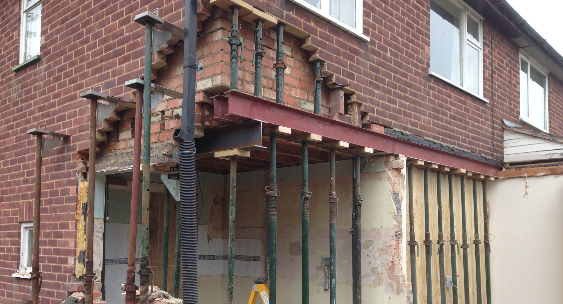 Building contractor in Rugby
