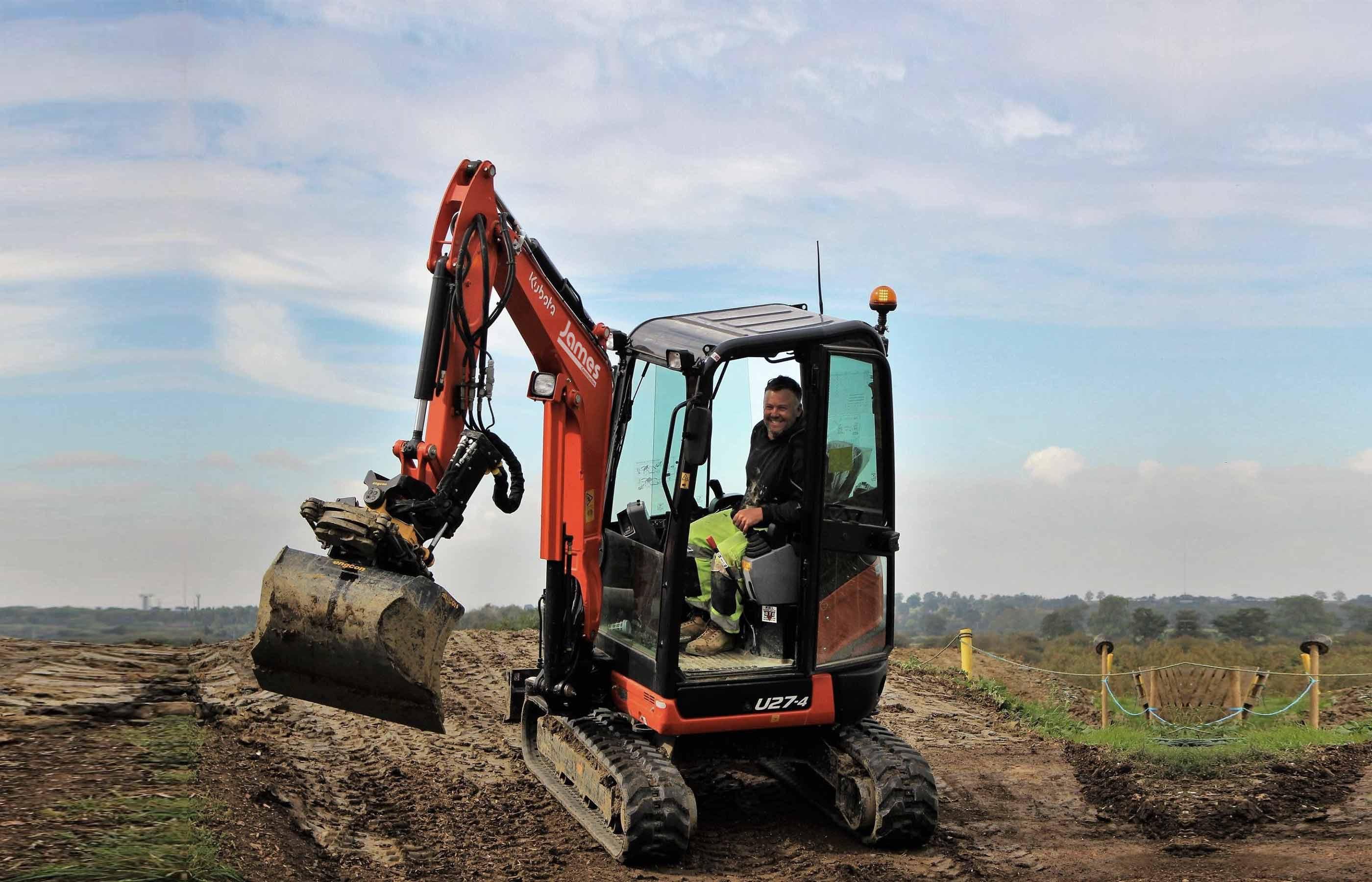 James Civils - Civil Engineering in Warwickshire