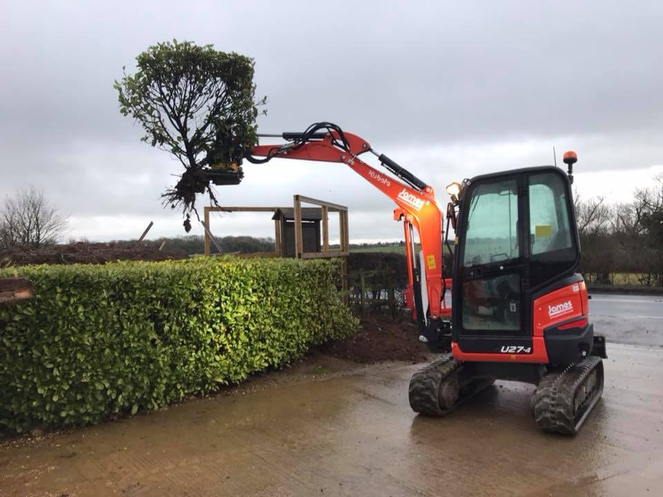 Plant Hire in Coventry