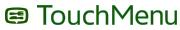 TouchMenu EPoS software