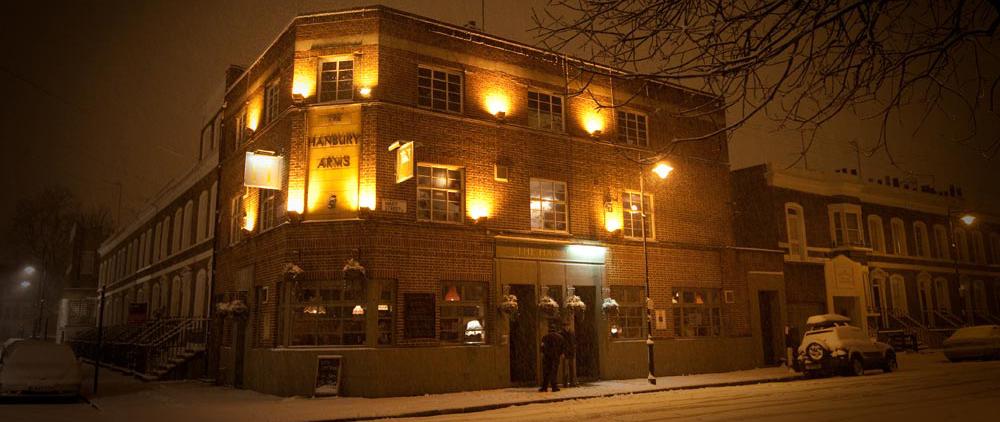 LHR Pubs (Islington & Hackney)