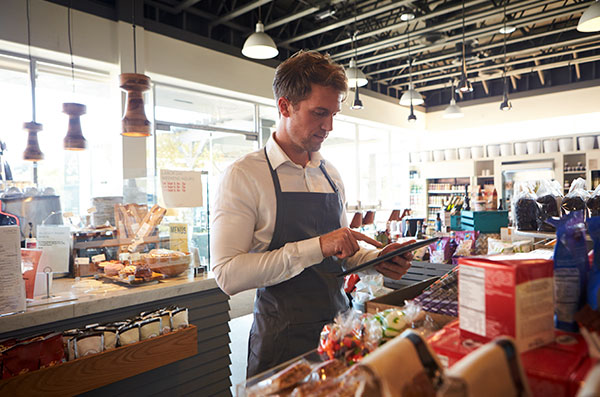 Control your stock more effectively with a tailored EPoS system