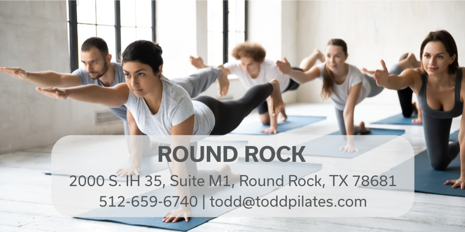 ToddPilates Round Rock