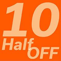 Half Off Deal 10 Classes $69