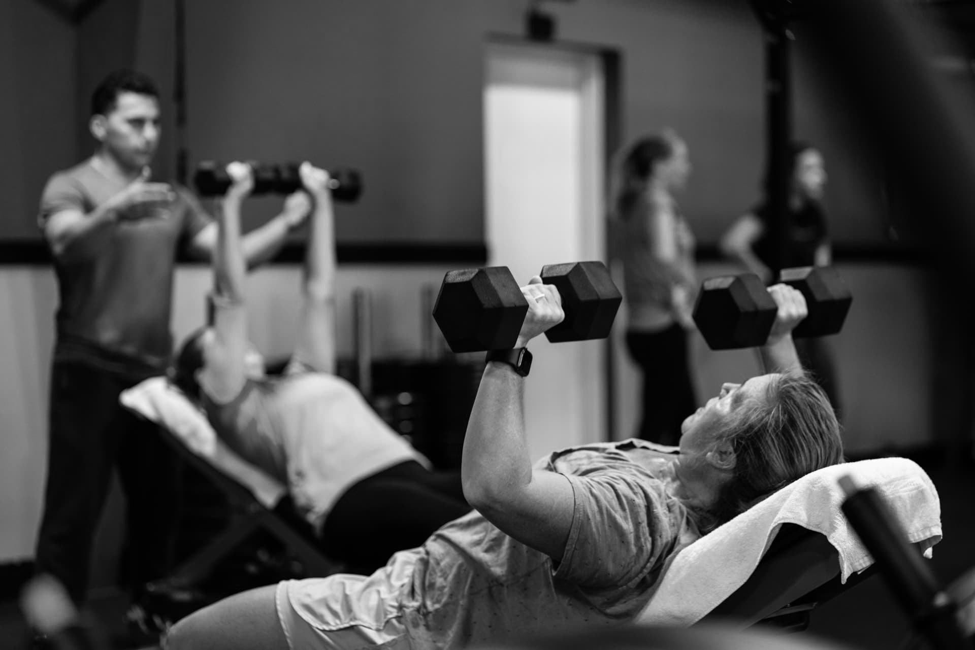 Wilmington area gym, Axis Fitness, offers Personal Training, Open Gym, Group Training, Pilates, Spin and More.