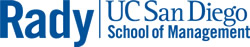 University of California San Diego Rady School of Management