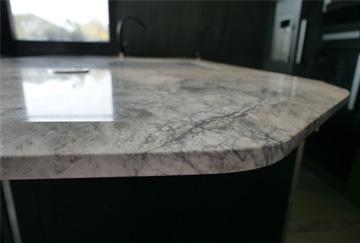 cuisine marbre