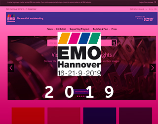 Preziss en EMO Hannover 2019
