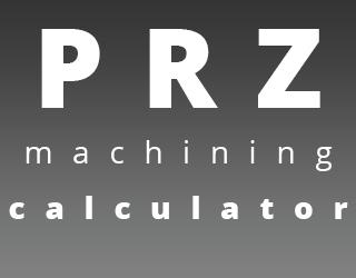 calculadora de parámetros de mecanizado