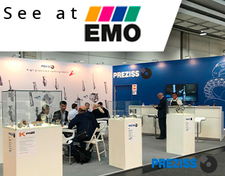 Visita nuestro stand en la EMO Hannover