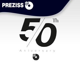Preziss celebra su 50 aniversario