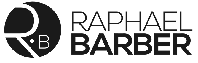 logo do raphael barber