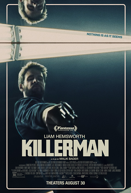 Killerman - Blue Fox Entertainment
