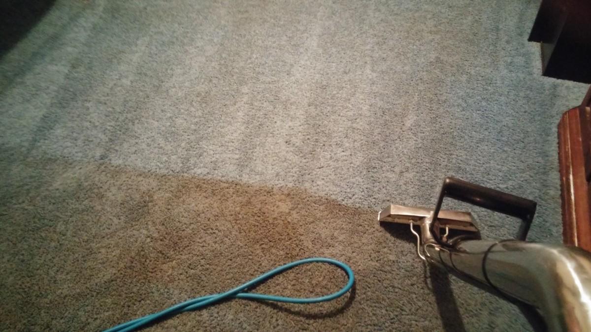 Clean Carpet in Meadville PA