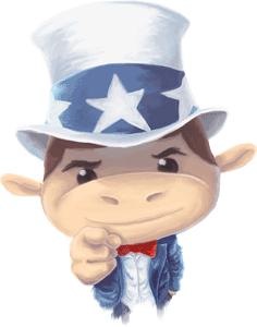 MacCody als Uncle Sam - We want You