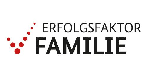 Logo von Erfolgsfaktor Familie