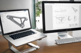 Onshape product on screens