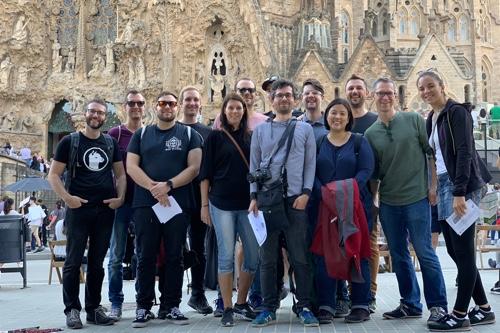 Usersnap retreat in Barcelona