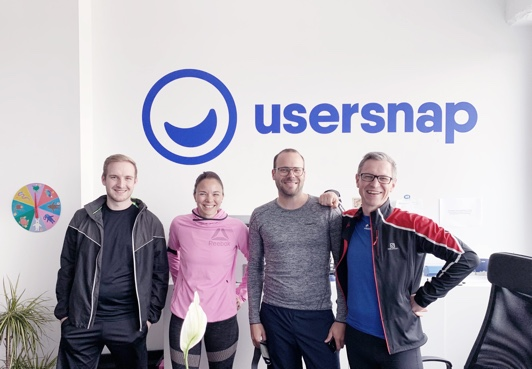Health & Wellness are a fundamental part of Usersnap