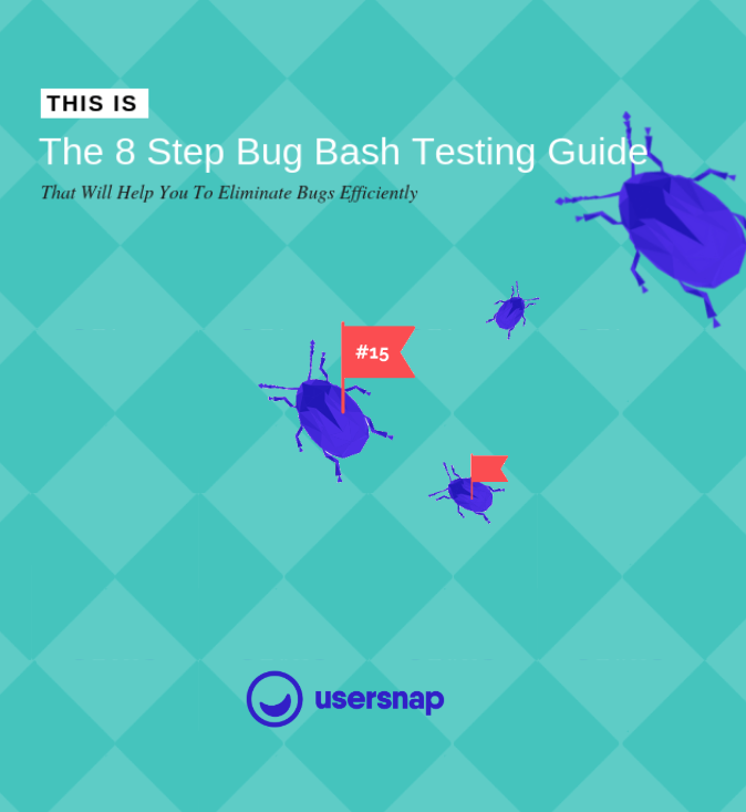 Guide The 8 Step Bug Bash Testing Bundle