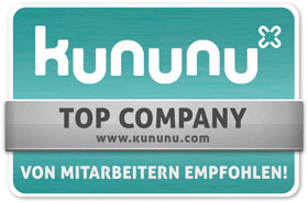 Usersnap is a Top company - 5-star kununu company