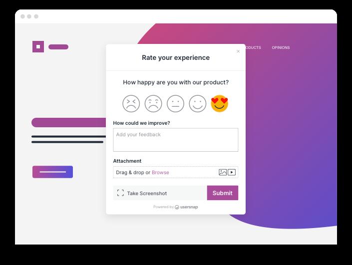 Visual feedback in QA / Testing