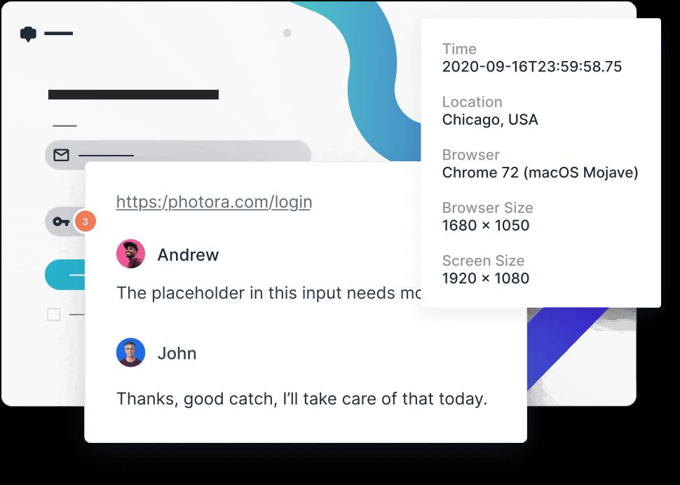 Zendesk feedback in Usersnap