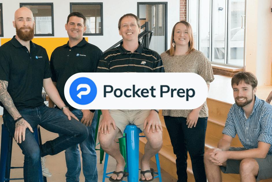 Pocket Prep runs beta testing with Usersnap