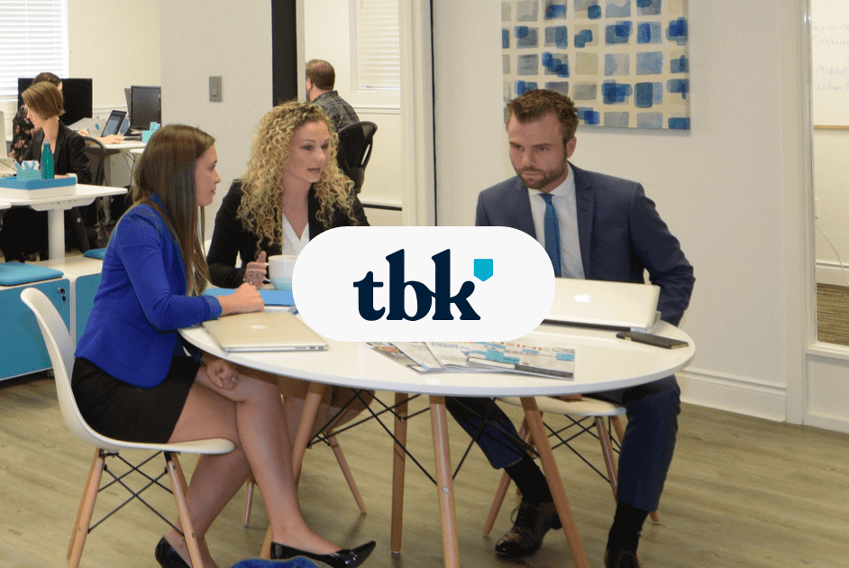 tbk creative web agency improves user acceptance testing with Usersnap