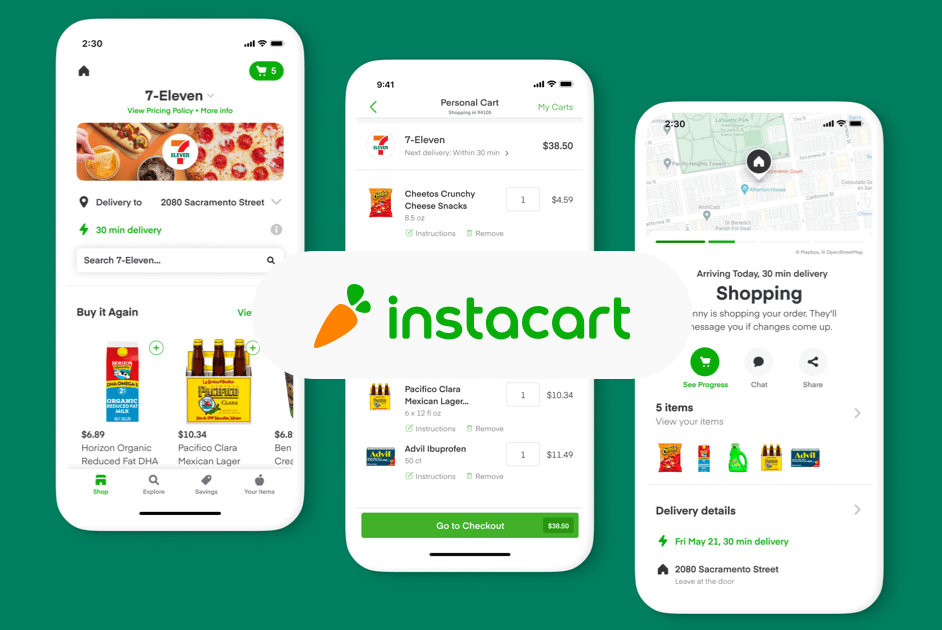 Instacart improves e-commerce UX with customer feedback tool Usersnap
