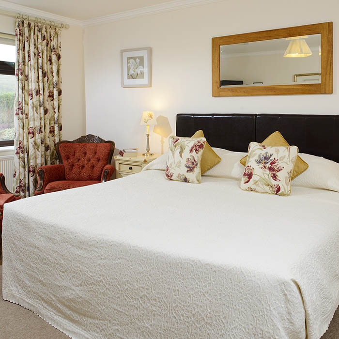 Traditional room at Greenmount House B&B luxury accommodation