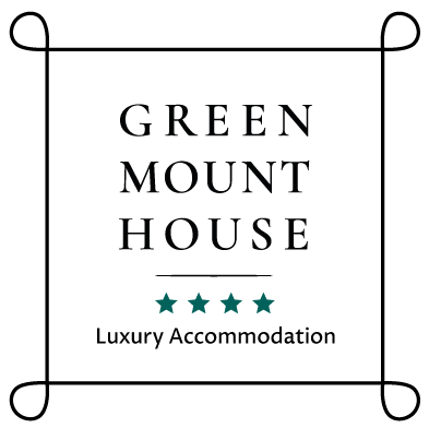 Greenmount House B&B luxury four star accommodation logo