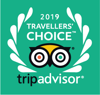 Greenmount House B&B awarded the 2018 Travellers' Choice Awards from tripadvisor