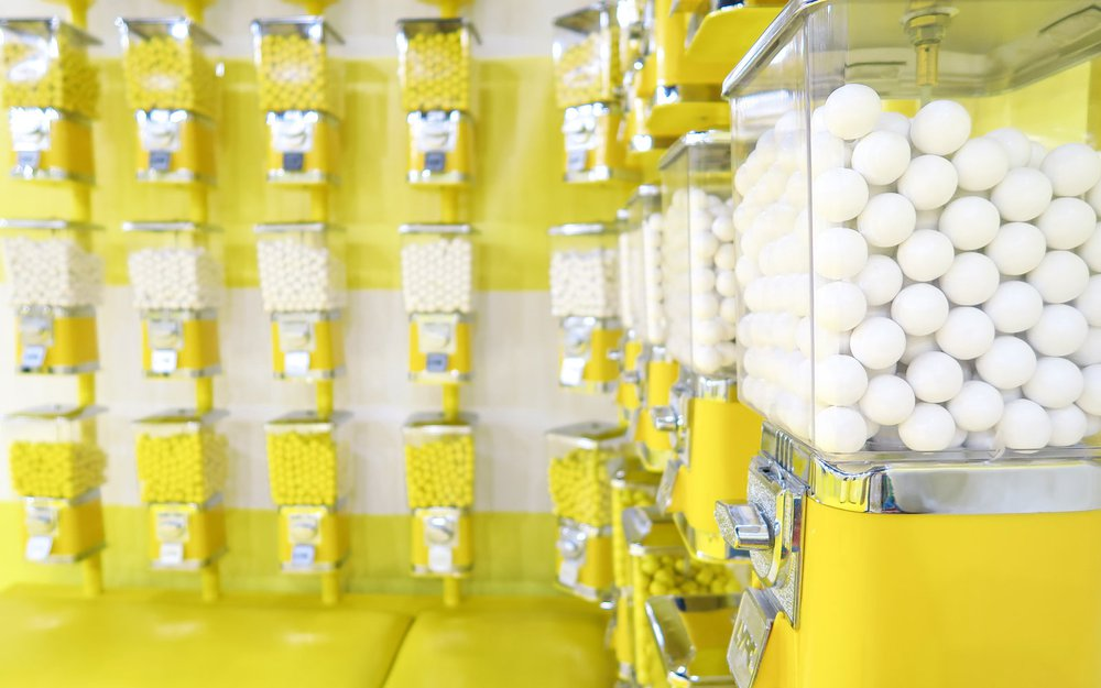 yellow-gum-dispensers