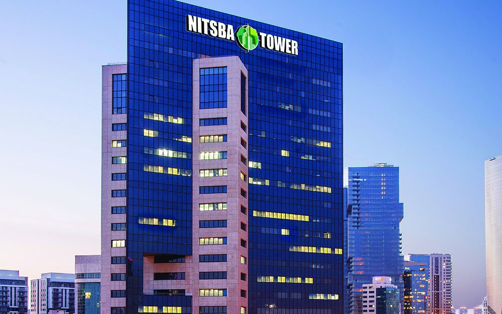 Nitsba tower