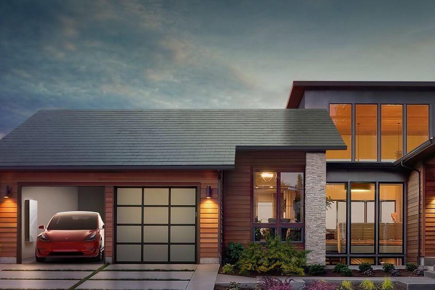 tesla solarcity solar roof superior service marketing strategy